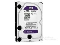 西部数据紫盘4TB 64MB SATA3安徽589元