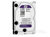 WD/西部数据 WD40PURX 西数4TB紫盘 台式电脑主机 监控机械硬盘