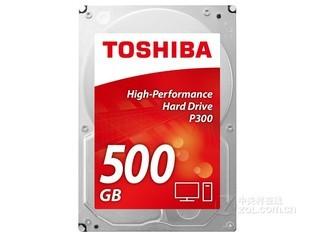东芝P300系列 500GB 7200转64M(HDWD105)