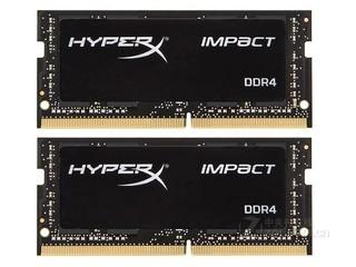 金士顿骇客神条Impact 8GB DDR4 2400(HX424S14IBK2/8)