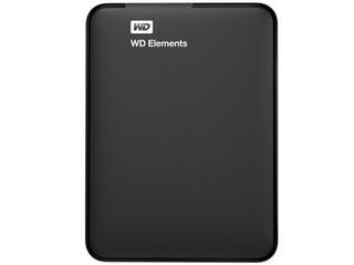 西部数据Elements 新元素 500GB(WDBUZG5000ABK)