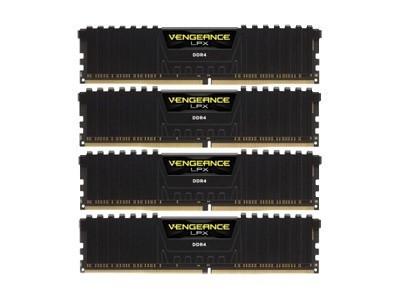 海盗船 复仇者LPX 32GB DDR4 3000(CMK32GX4M4B3000C15)