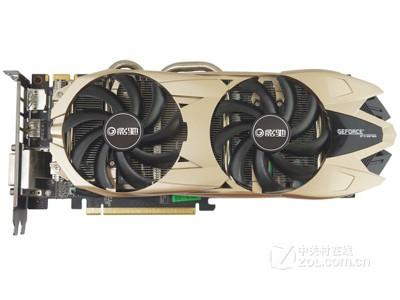 影驰 GeForce GTX 950骨灰黑将