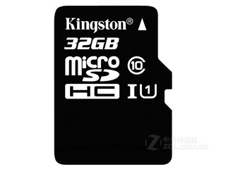 金士顿Micro SDHC卡 Class10 UHS-I(32GB)