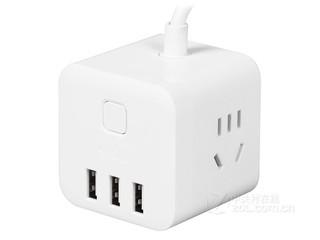 公牛迷你USB插座GN-U303U