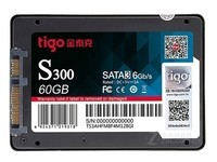 tigo/金泰克 S300 60G SSD笔记本台式机固态硬盘2.5寸SATA3非64G