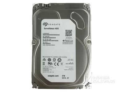 希捷 SV7+ 4TB SATA3数据保护监控硬盘(ST4000VX002)