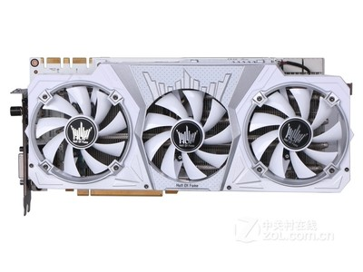 影驰 GeForce GTX 1070名人堂