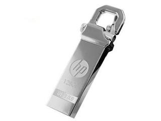 惠普X750W 金属钩头U盘(128GB)