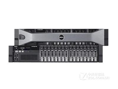 戴尔 PowerEdge R820 机架式服务器(Xeon  E5-4603*2/8G*6/600GB)