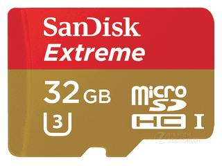 闪迪至尊极速移动 microSDHC UHS-I U3(32GB)
