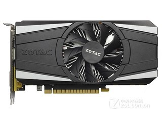 索泰GeForce GTX 1050-2GD5 雷霆版 PA