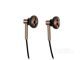1MORE 双单元耳塞式耳机