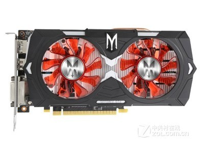 影驰 GeForce GTX 1050Ti GAMER