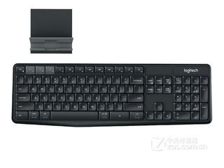 罗技K375s多设备无线蓝牙键盘