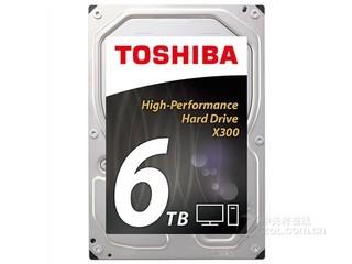 东芝X300系列 6TB 7200转 128M(HDWE160)