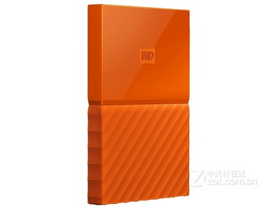 西部数据 My Passport 4TB(WDBYFT0040BOR)
