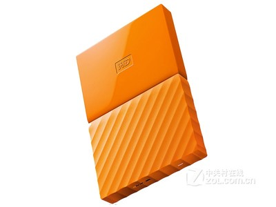 西部数据 My Passport 2TB(WDBYFT0020BOR)