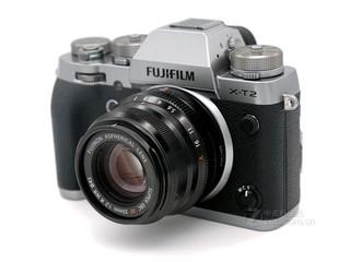 富士X-T2(XF 35mm)碳晶灰版
