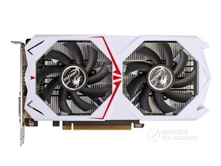 七彩虹Colorful1050Ti-4GD5 GAMING V2