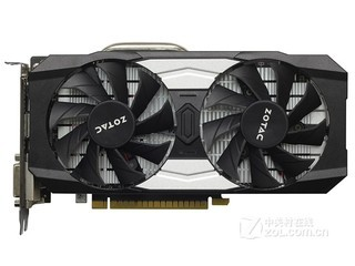 索泰GeForce GTX 1050Ti-4GD5 毁灭者 OC