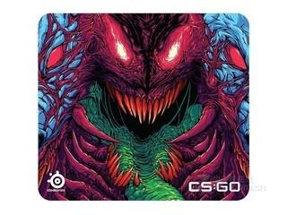 SteelSeries QcK+ CS:GO暴怒野兽版鼠标垫