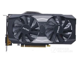 索泰GeForce GTX 1050-2GD5 毁灭者 OC