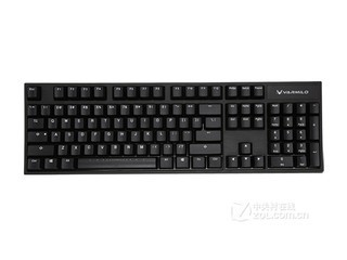 阿米洛Z104M轻度DIY机械键盘
