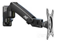 NB F150(17-27英寸)显示器桌面多功能旋转自由升降伸缩挂架支架