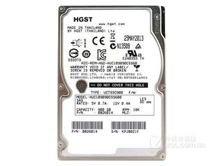 HGST Ultrastar C10K900 900GB/10000转/64MB(HUC109090CSS600)