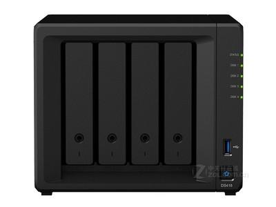 群晖 DS418  四盘位网络存储服务器