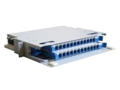 跃图 24芯ODF光纤配线架AF-1806-24