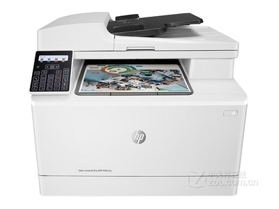 "HP M181fw""北京联创办公""(渠道批发)惠普激光打印一体机 行货保障 送货上门  免运费 含税带票 售后无忧 轻松打印。"