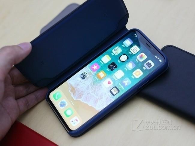 iphoneX外观图