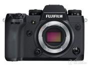 富士(FUJIFILM)X-H1 黑色 微单电机身 2430万像素 五轴防抖 翻折触摸屏 支持数字电影长宽比 4K 全天候机身