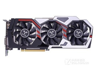 七彩虹Colorful GTX 1060-3GD5 GAMING U V2