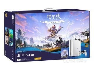 索尼PS4 Pro 地平线 零之曙光 白金版 限量珍藏套装