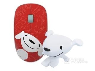 雷柏京东JOY联名款狗年纪念版鼠标