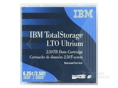 IBM LTO6 Ultrium RW磁带(00V7590)