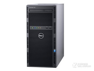 戴尔PowerEdge T130 塔式服务器(Xeon E3-1220 v6/8GB/1TB*2/RAID1)