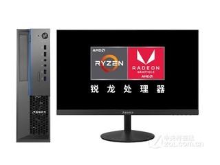 清华同方精锐 A800B(R3 2200G/4GB/1TB/集显)