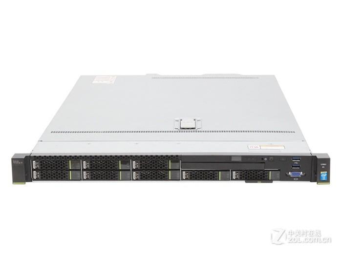 华为FusionServer 1288H V5(Xeon Silver 4110/16GB/8盘位)