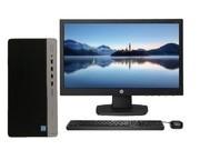 惠普 480 G5 MT(i3 8100/4GB/1T/集显/20.7LED)