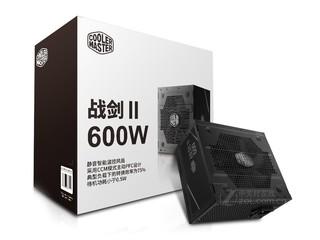 酷冷至尊战剑II 600W(MPW-6001-ACABN1)