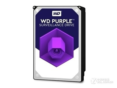 西部数据 紫盘12TB/7200转/245MB(WD121EJRX)