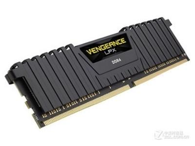 海盗船 复仇者LPX 8GB DDR4 3000马甲条(CM4X8GD3000)