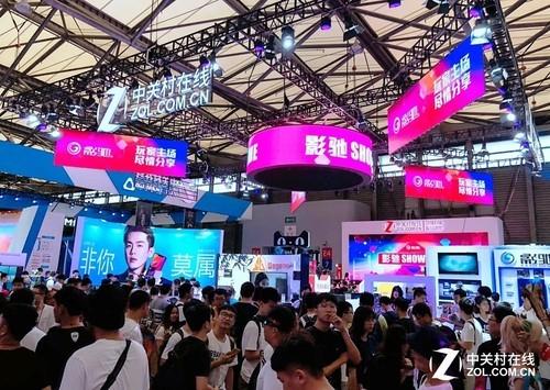 福利爆棚 影驰多重惊喜开启2018ChinaJoy首日狂欢