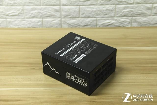 CPU显卡守护神 鑫谷昆仑650W电源评测