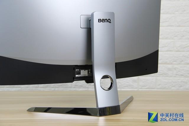 32吋曲面大屏 明基EX3203R显示器评测