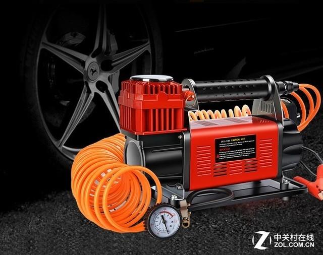 德国原装货,CarPrime车载充气泵现售967